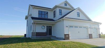 Eldridge Single Family Home For Sale: 401 W Torrey Pines Drive