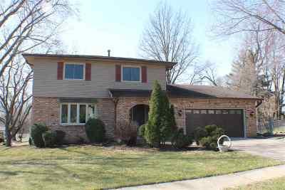 Davenport Single Family Home For Sale: 3206 Woodland Court