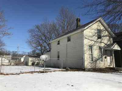 Davenport Single Family Home For Sale: 718 W 14th Street