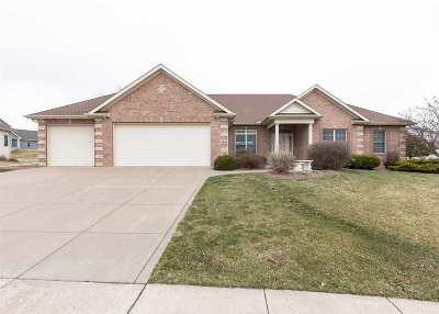 Davenport Single Family Home For Sale: 2926 E 64th Street