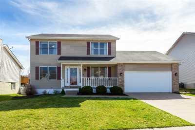 Davenport Single Family Home For Sale: 6133 N Thornwood Avenue