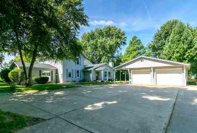 Bettendorf Single Family Home For Sale: 6030 Crow Creek Road