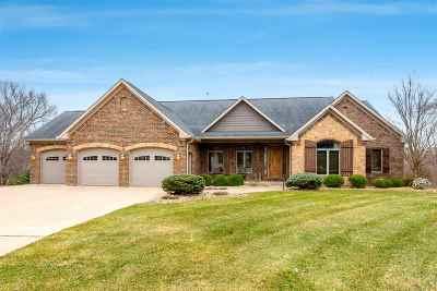 Eldridge Single Family Home For Sale: 27025 Glynns Creek Court
