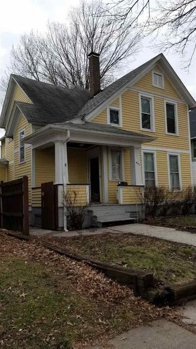 Davenport Single Family Home For Sale: 801 E 14th Street