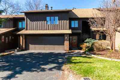 Davenport Condo/Townhouse For Sale: 6401 Utica Ridge Road