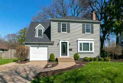 Davenport Single Family Home For Sale: 3418 Middle Road