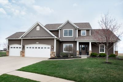 Bettendorf Single Family Home For Sale: 5213 Hopewell Court