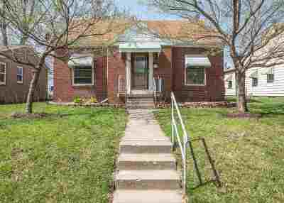 Davenport Single Family Home For Sale: 808 S Dittmer Street