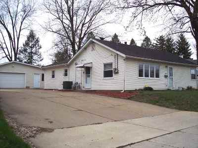 Bettendorf Single Family Home For Sale: 1412 18th Street