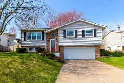 Bettendorf Single Family Home For Sale: 3870 Tanglefoot Court