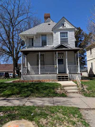 Davenport Single Family Home For Sale: 1416 Main Street