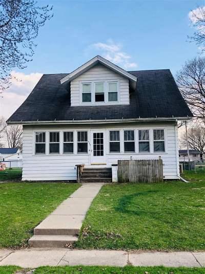 Single Family Home For Sale: 115 W Washington Street