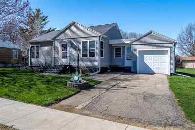 Single Family Home For Sale: 908 Sunnyside Street