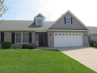 bettendorf Rental For Rent: 3079 Belmont Place