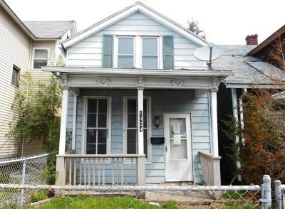 Davenport Single Family Home For Sale: 1424 W 3rd Street