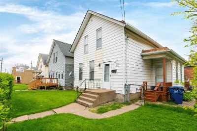Davenport Single Family Home For Sale: 1516 W 4th Street