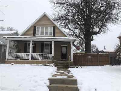 Davenport Single Family Home For Sale: 2006 W 4th Street