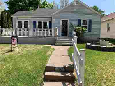 Davenport Single Family Home For Sale: 2141 W 18th Street