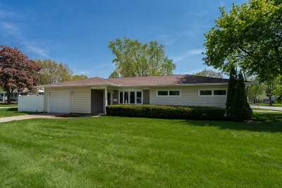 Davenport Single Family Home For Sale: 1459 Northlawn Road