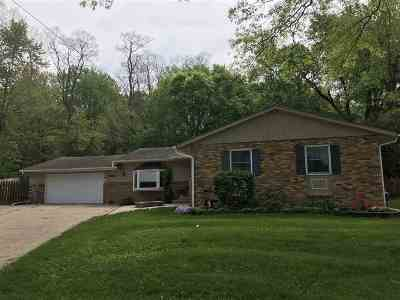 Davenport Single Family Home For Sale: 2501 Chippewa Court