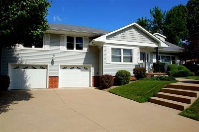 Davenport Single Family Home For Sale: 4 N Garfield Court