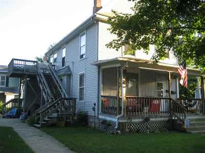 Ogle County Multi Family Home For Sale: 307 Adams Street