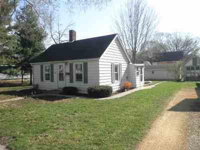 Ogle County Single Family Home For Sale: 503 S 3rd Street