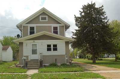 Ogle County Single Family Home For Sale: 407 S Congress