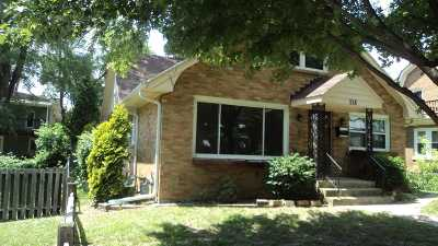 Rockford Single Family Home For Sale: 218 Rome Avenue