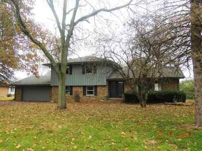 Rockford Single Family Home For Sale: 2515 Knox Drive