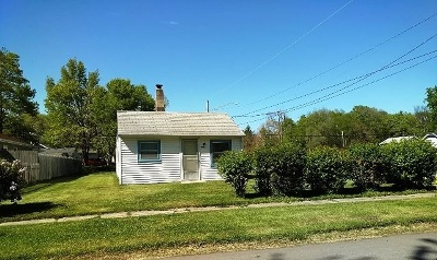 Rockford IL Single Family Home For Sale: $17,900