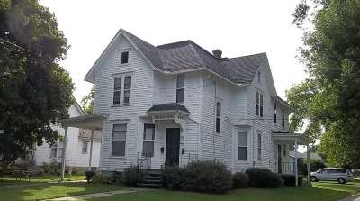 Boone County Multi Family Home For Sale: 336 Allen Street