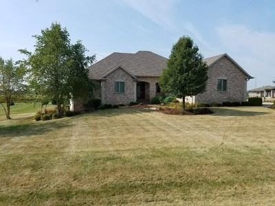 Stillman Valley Single Family Home For Sale: 6835 Baler Lane
