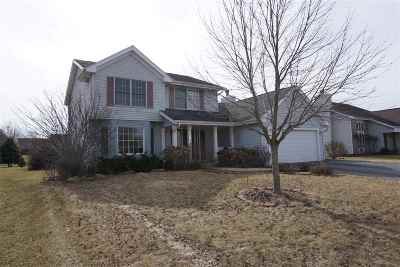Cherry Valley Single Family Home For Sale: 6851 Hartwig Dr