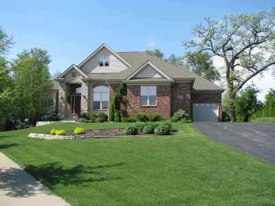 Poplar Grove Single Family Home For Sale: 410 Maple Leaf Ln