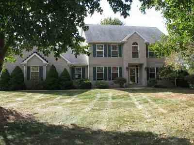 Belvidere Single Family Home For Sale: 2491 Cairnwell Drive