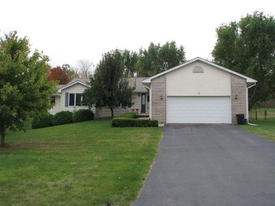 Byron IL Single Family Home For Sale: $239,900