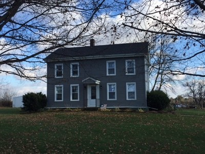 Ogle County Single Family Home For Sale: 581 S Stone Hill Road