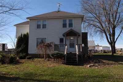 Poplar Grove Single Family Home For Sale: 15630 Il Route 76