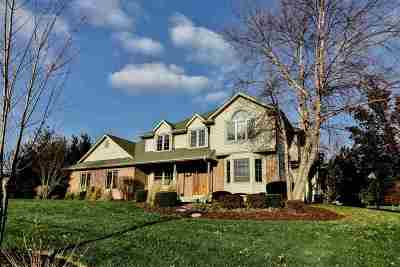 Boone County Single Family Home For Sale: 9435 Ridgeview Road