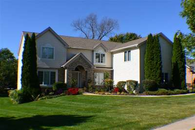 Rockford Single Family Home For Sale: 5266 Thornberry Drive