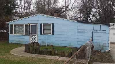 Machesney Park Single Family Home For Sale: 1303 Harlem Road
