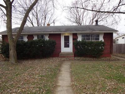 Machesney Park Single Family Home For Sale: 537 Anna Avenue