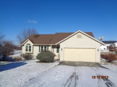 Machesney Park Single Family Home For Sale: 5354 Speckled Hawk Trail