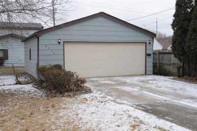 Loves Park Single Family Home For Sale: 4719 Illinois Street