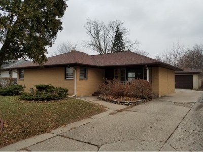Rockford Single Family Home For Sale: 3419 Thelma Street