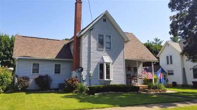 Ogle County Single Family Home For Sale: 810 Franklin Street