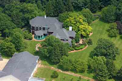 Boone County Single Family Home For Sale: 16556 County Line Road