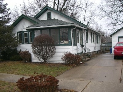 Rockford Single Family Home For Sale: 1913 Vernon St