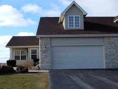 Poplar Grove Condo/Townhouse For Sale: 491 Prairie Knoll Drive